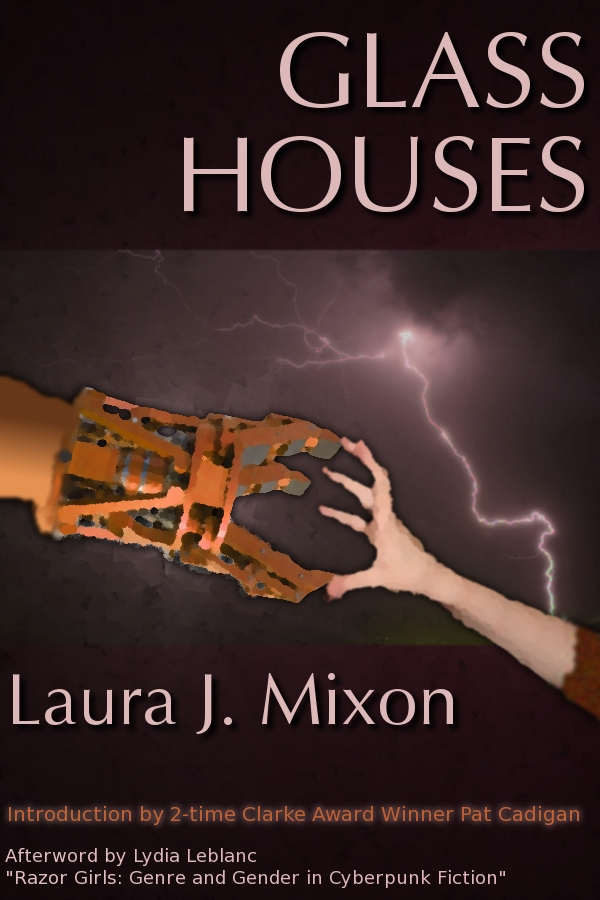Glass Houses eBook Cover